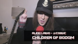 Download Lagu Alexi Laiho Discusses Hetfield vs Mustaine, Phil Anselmo's Racial Scandal & Donald Trump's Bigotry! Mp3