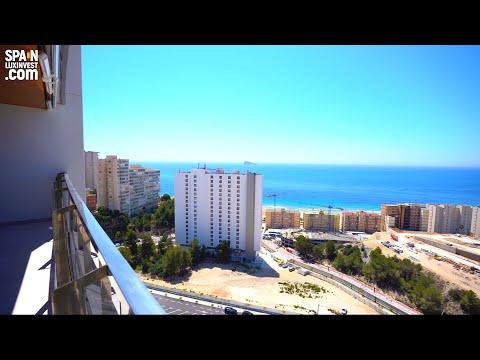 330000€+/Новостройки в Испании/Квартиры в Бенидорме/Элитная недвижимость в Испании у моря