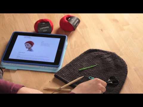 Beanie Mütze stricken lernen – Anleitung Intro