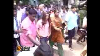 Nazriya Nazim at Commissioner Office