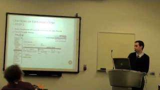 Library Mini Grant Post Award Management Workshop - November 16, 2010