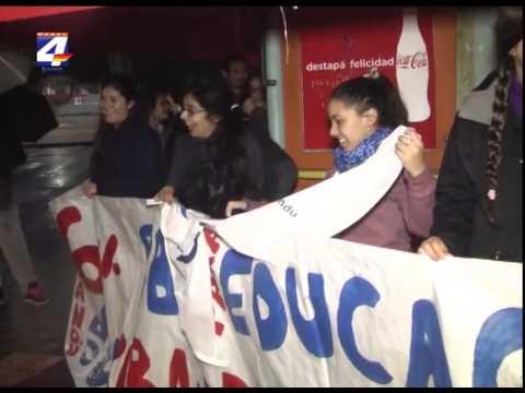 Marcha por los mártires estudiantiles