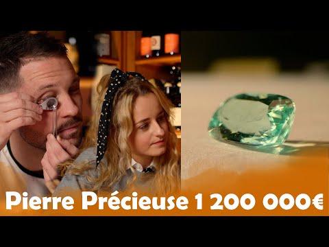 Pierre Précieuse à 1€ VS 1 200 000€ avec CamilleLV