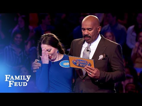 Will this CRAZY answer score 10 points for $20,000? | Family Feud