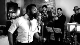 Myles Sanko - Sea Of Fire (Studio Session)