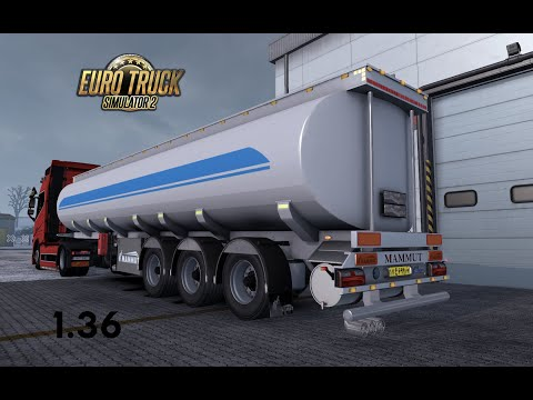 Mammut Oil Tanker v1.0