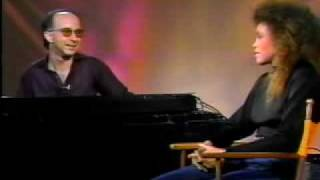 Whitney Houston and Paul Shaffer - Friday Night Videos - 1986