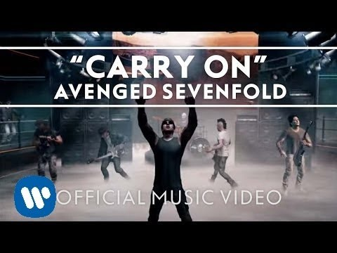 Avenged Sevenfold - Carry On (featured in Call of Duty: Black Ops 2) (Official Music Video)