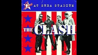 The Clash Live at Shea