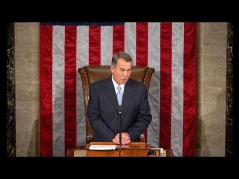 John Boehner's Farewell Speech to the House
