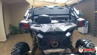 9. UTV Can Am Maverick X3 MAX Xrs Turbo R 2019