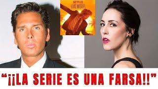 Video Stephanie Salas y Palazuelos Desmienten el Capítulo 4 de Luis Miguel la Serie MP3, 3GP, MP4, WEBM, AVI, FLV Agustus 2018