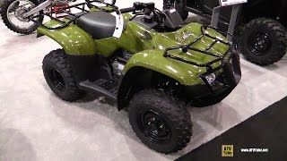 8. 2016 Honda Recon ES Recreational ATV - Walkaround - 2015 AIMExpo Orlando