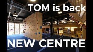 NEW CENTRE & Tom is BACK by Bouldering Bobat