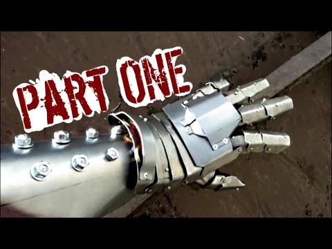 How to Make Armored Gauntlets (1/2)
