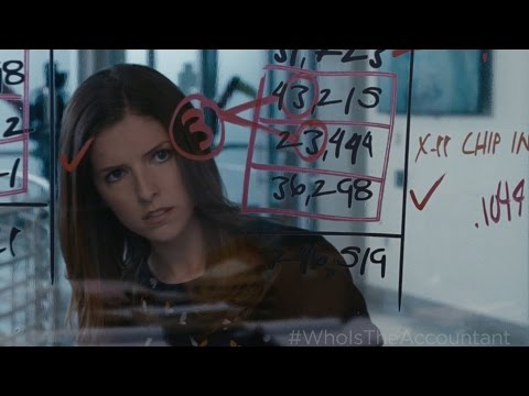 The Accountant (TV Spot 3)