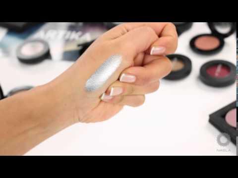 Nabla Mono Eyeshadow Frozen
