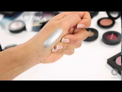 Nabla Eyeshadow Refill Frozen