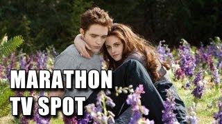 Twilight Saga Marathon TV Spot
