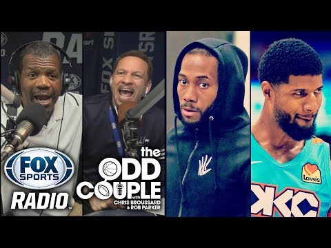 Rob Parker Confronts Chris Broussard and His Sources With Kawhi Leonard