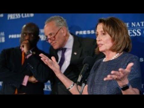 Democratic leadership are subverting Trump: Fmr. federal prosecutor