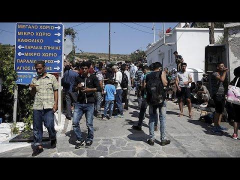 Mülteciler fakir Avrupa ülkelerinde kayıt olmak istemiyor