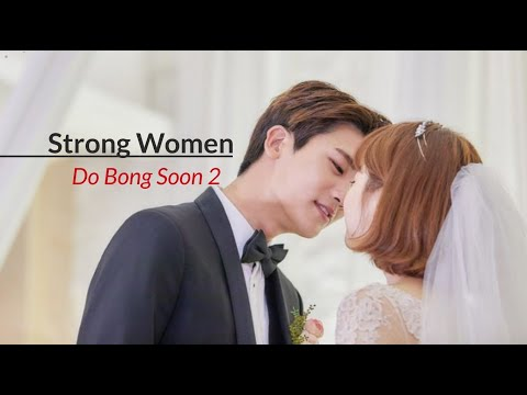 STRONG WOMAN DO BONG SOON 2 - TRAILER 1,2,3 [fanmade]