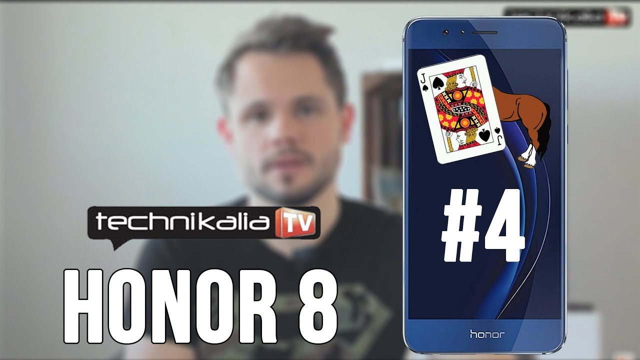 Honor 8 - zady i walety