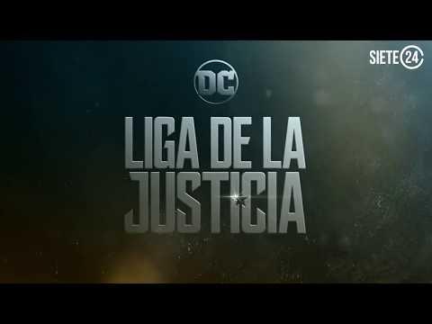 El mensaje de 'La Liga de la Justicia'