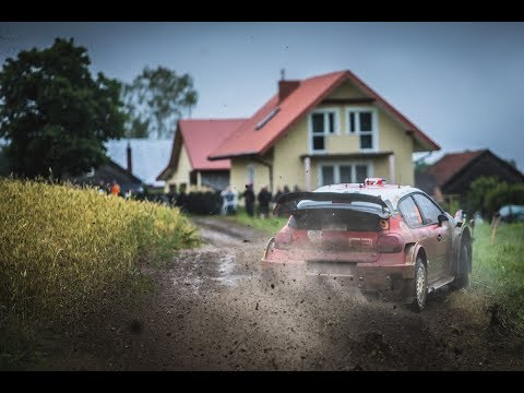 The 2017 Rally Poland highlights by Citroën Racing