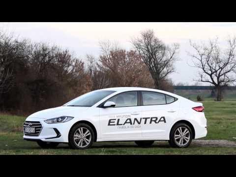 Test Hyundai Elantra by Juraj Šebalj