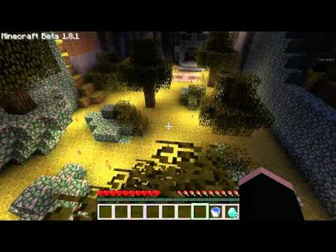 Let's Play Minecraft Adventure-Maps #010 [Deutsch] [HD] - The Temple of the Gods