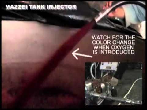 Mazzei Tank Injector