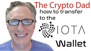 How to Transfer IOTA to your Own Wallet