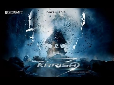 Krrish 3 (2013)  Official Theatrical Trailer!!!!!!!@@