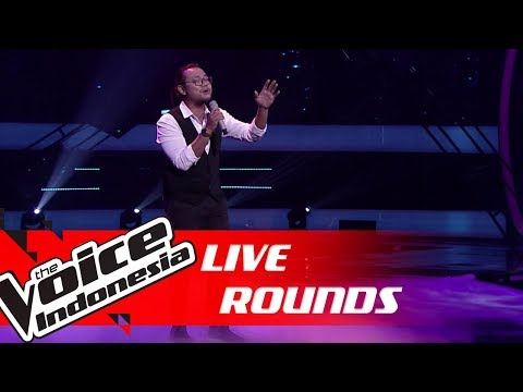 Ope - Fix You (Coldplay) | Live Rounds | The Voice Indonesia GTV 2018