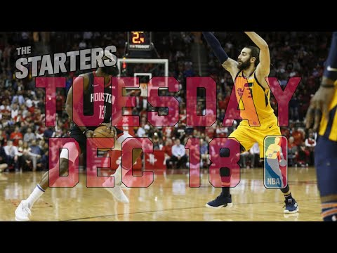 Video: NBA Daily Show: Dec. 18 - The Starters
