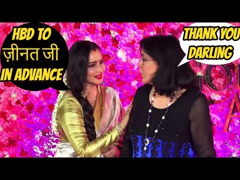 EverGreen Diva's Rekha And Zeenat Aman At Red Carpet || Lux Golden Rose AwardEverGreen Diva's Rekha And Zeenat Aman At Red Carpet || Lux Golden Rose Award