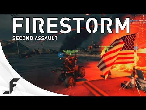 second - Operation Firestorm gameplay from Battlefield 4 Second Assault recorded on Xbox One. Plenty of action in this one, capture the flag, obliteration and of cour...