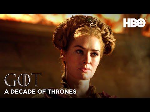 A Decade of Game of Thrones   Lena Headey on Cersei Lannister (HBO)