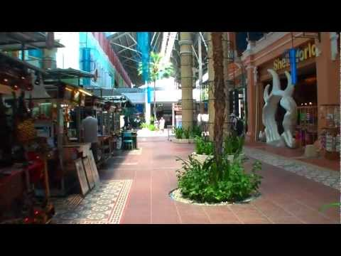 """Phuket,Thailand Jungceylon Mall To Bangla Road"""