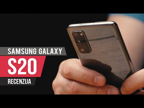 Samsung Galaxy S20 recenzija