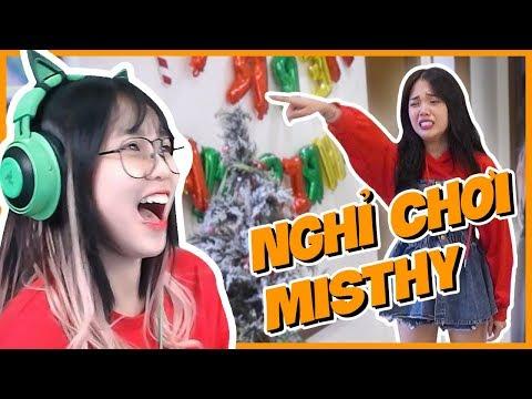 Misthy trả thù: Linh Ngọc Đàm khóc đòi nghỉ chơi || THY VÀ LINH - TẬP 2 - Thời lượng: 9:08.