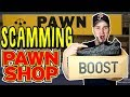 TRADING FAKE YEEZYS FOR REAL YEEZYS AT THE PAWN SHOP. IT WORKED!!