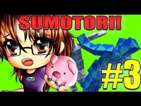 Let's Play Sumotori Dreams  - Walking on ICE!