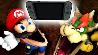 SM64: Mario gets a Nintendo Switch!