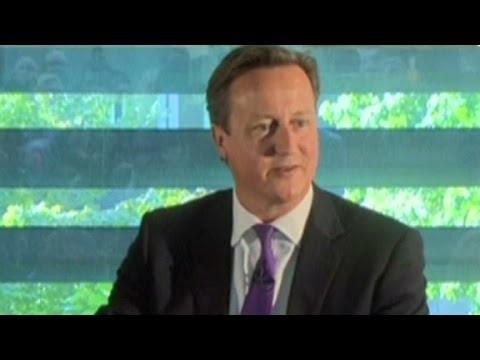 UK leaders urging Scotland to vote 'no'