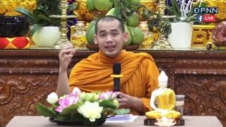 [TRỰC TIẾP] Đại Kinh Ví Dụ Dấu Chân Voi (Mahāhatthipadopamasuttaṃ) với Sư Phước Toàn