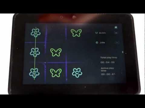 Video of Tic Tac Toe Glow