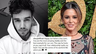 Liam Payne Celebrates First Father's Day with Sweet Message From Cheryl